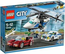BRAND NEW LEGO CITY HIGH SPEED CHASE 60138