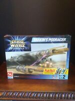 AMT ERTL Star Wars Episode I Anakin's Podracer plastic model kit