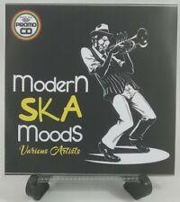 Modern Ska Moods - Various Artists who says SKA is dead? 21 Tracks say not