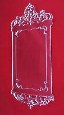 Rectangle Decorative Acrylic Mirror