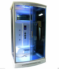 Two person Steam Shower,Hydro Massage,ozone,Bluetooth .6 Year US Warranty.