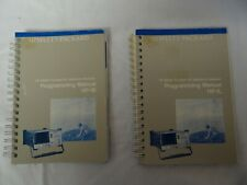 HP 8590A  Programming Manual HP-IL and HP-IB