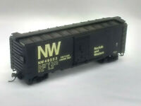 HO Scale ATHEARN 40' SD Flour Boxcar - Norfolk and Western - N&W #49253
