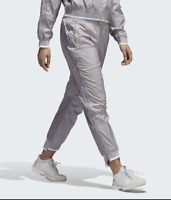 adidas Women's Tennis Pants by Stella McCartney Barricade Pearl Gray L