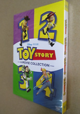 TOY STORY 1-4 Brand New 4-Movie DVD Collection 4 Films 1 2 3 4 Combo Region 1