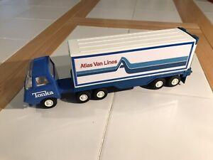 Tiny Tonka Semi CUSTOM Atlas Van Lines