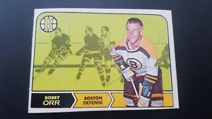 1968-69 O-Pee-Chee OPC Bobby Orr #2