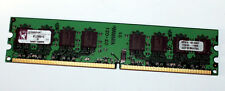 1 gb ddr2-ram pc2-5300u nonECC 667 MHz 'Kingston kfj2889/1 g'