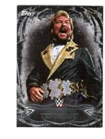 WWE Ted Dibiase #55 2015 Topps Undisputed Black Parallel Base Card SN 12 of 99
