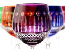 Copas de Vino para Cristal Plomo 6 Unidad (372Karoli ), Colorido Gafas