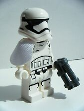 LEGO STAR WARS FIRST ORDER OFFICER STORMTROOPER MINIFIGURE MADE OF LEGO PARTS