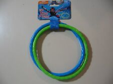 2 pack Dive diving Rings (Green and Blue), Brand New Sealed for ages 3+