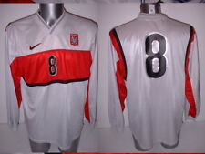 Poland Adult XL Match Shirt Jersey Player Issue Soccer Trikot Nike 8 L/S Polska