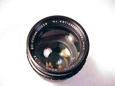 80-200 f3.9 Kalimar MC Auto Lens | Contax/Yashica |