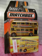 Bus miniatures Matchbox 1:64