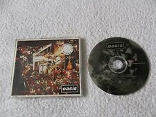 Rare Promo CD, OASIS (NOEL GALLAGHER) - Don't Look Back In Anger, 4 Tracks 1996