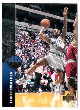 Chris Smith 1994 Upper Deck Minnisota Timberwolves insert Basketball Card