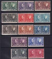 Belgium Mint Stamps Sc#172-184 MLH