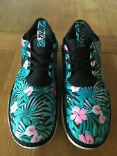 NIKE SOLARSOFT MOCCASIN SP FLORAL PACK UK 8 US 9 ATMOS PATTA CLOT