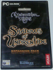 PC CD Rom Game - Neverwinter Nights - Shadows Of Undrentide Expansion Pack