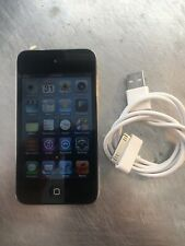 Apple iPod touch 4th Generation Black (16 GB) Excellent Condition
