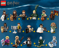 LEGO Minifigures #71022 - Serie Harry Potter Complete - 100% NEW / NEUF