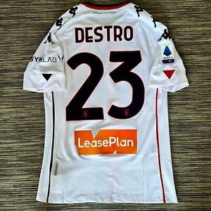 maglia GENOA 23 DESTRO serie A Tim 2020-2021
