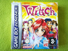 WITCH  - Jeu en boite complet Game Boy Advance - Nintendo GBA