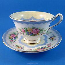 Royal Albert Prudence Tea Cup and Saucer Set