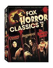 Fox Horror Classics Collection Volume 2 (Dragonwyck / Chandu th... Free Shipping