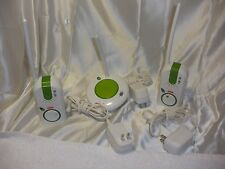 Fisher-Price T4838 Surround Lights & Sounds Monitor with dual receivers