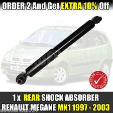 RENAULT Megane Scenic Posteriore AMMORTIZZATORE MK1 1996 - 2003 SHOCK Shocker X 1 NEW