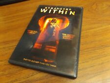 STRANGERS WITHIN (DVD, 2018) Tested