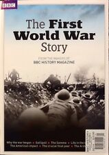 THE FIRST WORLD WAR STORY (by BBC Mag) American Impact Gallipoli+ FREE SHIPPING