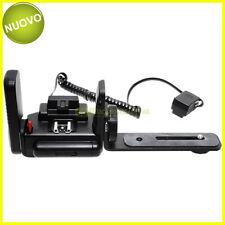 Nikon Power Bracket SK-6 Unit con AS16 TTL Adapter per flash SB-80 SB-600 SB-800