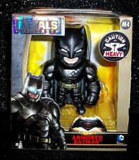 ARMORED BATMAN VS SUPERMAN Action Figure DC Comic Book Movie Die Cast Metal NEW
