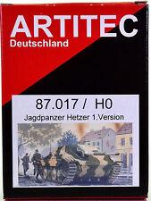 Artitec / Artmaster 87.017 – Bausatz Jagdpanzer Hetzer 1. Version