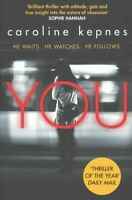 You, Paperback by Kepnes, Caroline, Brand New, Free shipping in the US