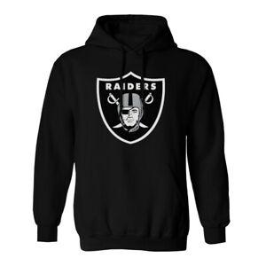 Las Vegas Raiders Hoodie Hooded Sweat Shirt Sweatshirt Sweater Oakland