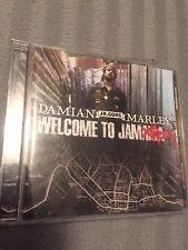 """Damian Jr.Gong Marley """"Welcome To JamRock"""" CD Preowned"""