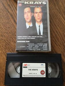 The Krays (VHS/SUR, 1996) Bonded by Blood