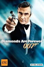 Diamonds Are Forever (Blu-ray, 2012)