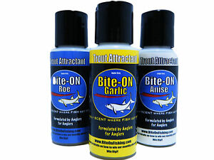 Bite-ON TROUT Multi Purpose Fish Attractant For All Baits and Lures Freshwater