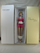 """TONNER 22"""" AMERICAN MODEL GLAMOUR BASIC TOO DOLL SET-WIGGED- GORGEOUS FACE! NRFB"""