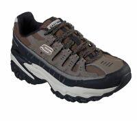 Skechers Men's Energy After Burn M. Fit Max Memory Foam Lightweight Shoes 51968