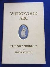 WEDGWOOD ABC - BUT NOT MIDDLE E - DELUXE SIGNED EDITION