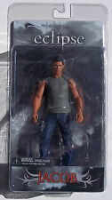 TWLIGHT SAGA. ECLIPSE. JACOB ACTION FIGURE. NEW ON CARD.