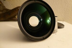 Canon Wide Converter WC-DC58N 0.7x with Conversion lens adapter LA-DC58B