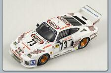 Porsche 935 #73 9th le Mans 1979 1 43 Spark Sp2018 Miniature