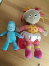 In The Night Garden Talking Upsy Daisy And Iggle Piggle